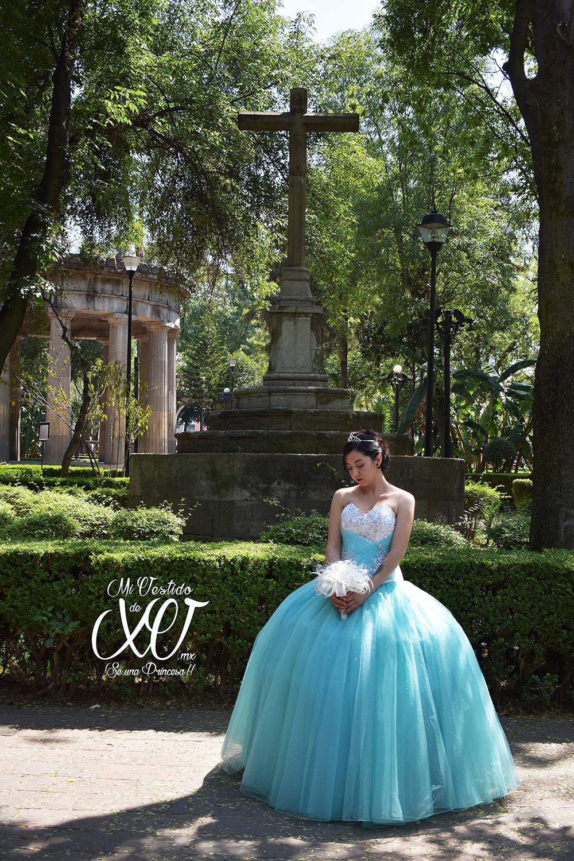 Sesi n de fotos para xv a os en la ciudad de m xico for Para desarrollar un parque ajardinado