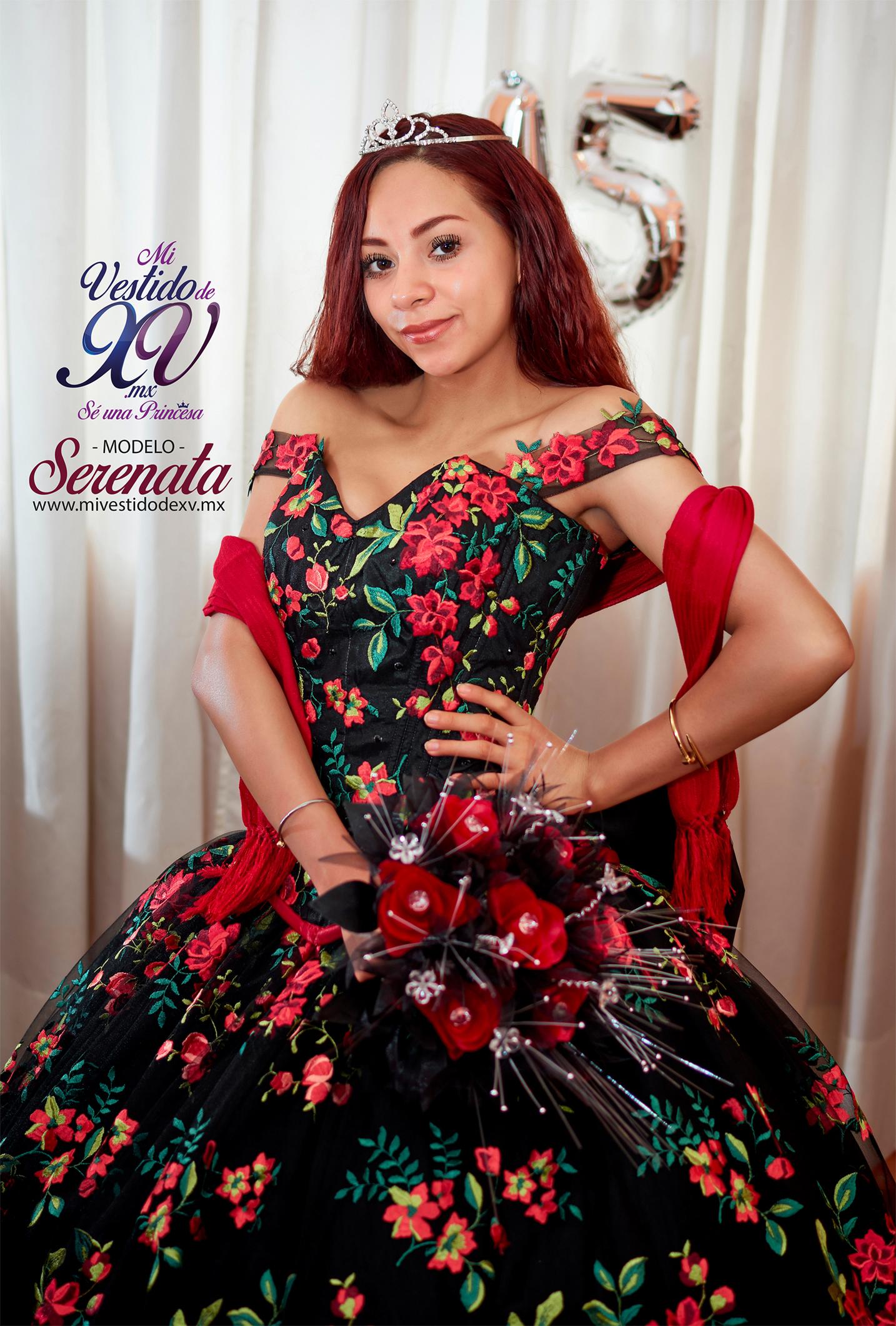 32e3ad99a34 Vestido De Xv Mexicano Tipsnet24com