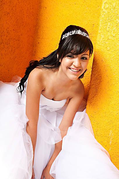Quinceñera vestido en mexico