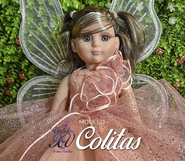muñeca de color rosa mi ultimo juguete